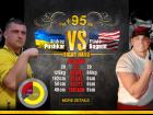 Pięć walk Travisa Bagenta