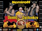 Kalendarz Denisa Cyplenkova na rok 2010