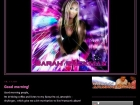 Nowy Blog Sary Bäckman