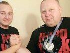 Sławomir Głowacki – mój Armwrestling!