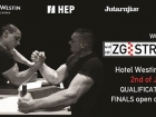 WORLD ARMWRESTLING CUP ZG STRONG!