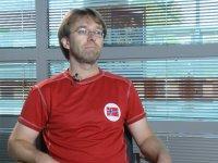 """David Eilertsen: """"Teraz armwrestling jest bardziej techniczny"""""""