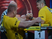 Złoty Tur lewa ręka wyniki eliminacji