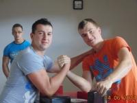 II Turniej w Siłowaniu na Ręce z okazji Dni Stargardu Szczecińskiego