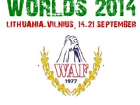 XXXVI WORLD ARMWRESTLING CHAMPIONSHIPS