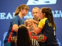 World Championship: lightweight