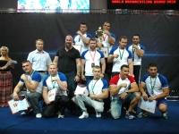 A1 Russian Open - wyniki lewej ręki