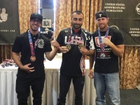 Vazgen Soghoyan: «There were many breathtaking fights an American Nationals»