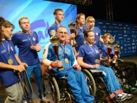 The fate of the European Championships for the disabled in Sophia is uncertain