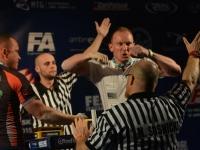 XV Mistrzostwa Polski - prawa ręka - wyniki