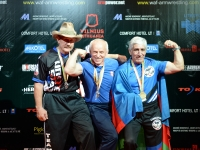 World Armwrestling Championship 2014. Junior and masters, left hand