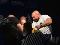 XV Mistrzostwa Polski w armwrestlingu - prawa ręka eliminacje zdjęcia