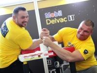 Mobil Delvac Strong Traker na Motor Show w Poznaniu