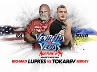 Armfight #44: Sergey Tokarev