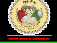 XXXIX WORLD ARMWRESTLING CHAMPIONSHIP - BUDAPEST, HUNGARY