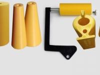 New Mazurenko EQUIPMENT handles