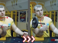 Specialized armwrestling exercises - the way to success