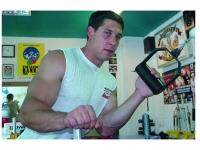 Taras Ivakin – champion's training