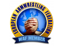 2016 EUROPEAN ARMWRESTLING CHAMPIONSHIP – ROMANIA, BUCHAREST