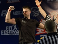 XV Mistrzostwa Polski - wyniki lewa ręka