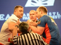 World Championship: 100 kg, 110 kg and +110 kg