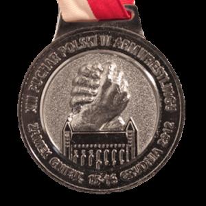 MEDAL - XIII Puchar Polski w Amwrestlingu 2012