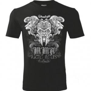 LIONS ARMFIGHT T-Shirt (unisex) - czarna