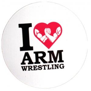 Magnes - I love Armwrestling