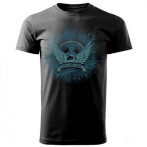 Koszulka ARMWRESTLING FIGHTER PAL  unisex - czarna