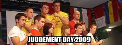 Judgement Day 2009