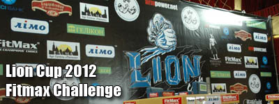 Lion Cup 2012 - Fitmax Challenge