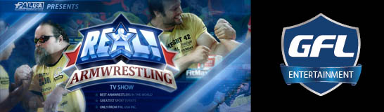 Real Armwrestling in TV