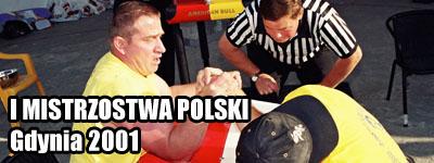 I Mistrzostwa Polski 2001 - Gdynia