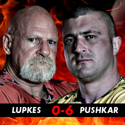 Lupkes vs Pushkar