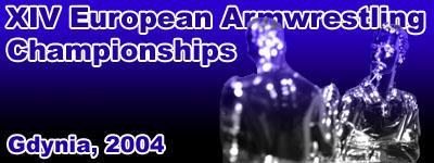 XIV European Armwrestling Championships