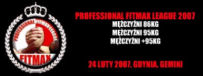 Professional Fitmax League 2007