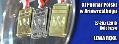 XI Puchar Polski - Lewa ręka