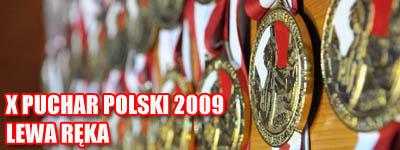 Puchar Polski 2009 - Lewa Reka