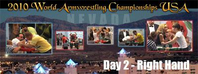 Worlds 2010 - Day2