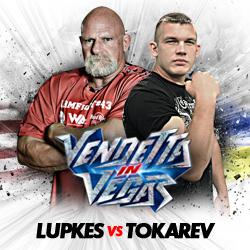 lupkes vs tokarev