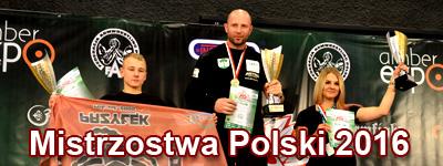 Mistrzostwa Polski 2016