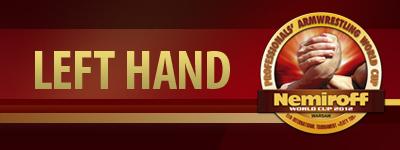 Nemiroff 2012 - Left Hand