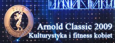 Arnold Classic 2009 - Kulturystyka i fitness kobiet