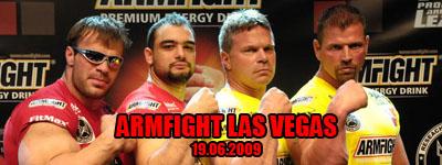 Armfight Las Vegas 2009