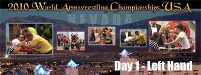 Worlds 2010 - Day1