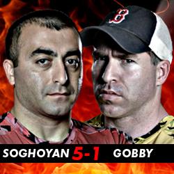 Soghoyan vs Gobby
