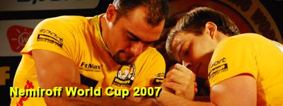 Nemiroff World Cup 2007
